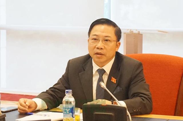 Ông Lưu Bình Nhưỡng.