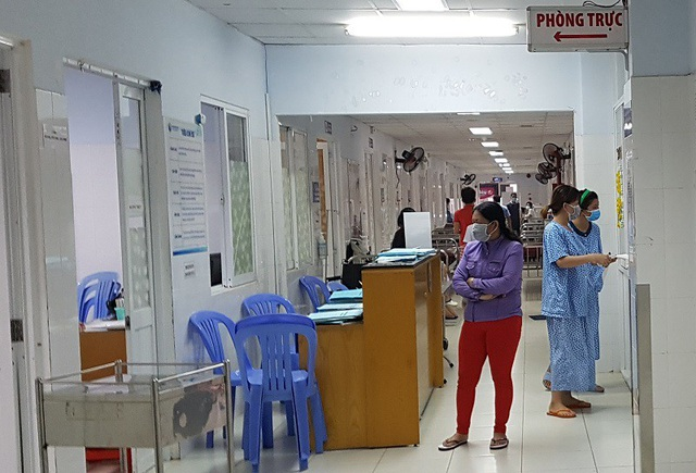 Các bệnh nhân và nhân viên y tế đã được thực hiện những biện pháp dự phòng