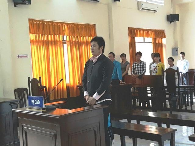 Bị cáo Tô Văn Bạc tại phiên tòa ngày 20/6