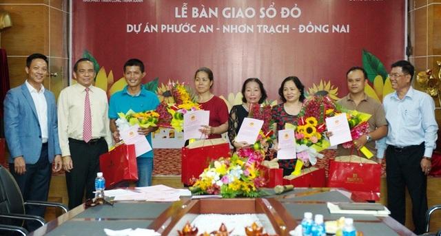 """Nhiều người dân mua đất tại dự án Phước An thông qua công ty môi giới Việt Hưng Phát đã """"đứng ngồi không yên"""" sau khi doanh nghiệp này bị điều tra hình sự. Tuy nhiên, sau khi các cơ quan chức năng vào cuộc thì người dân đã được cấp sổ hồng theo quy định."""