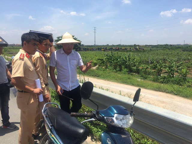 Thực nghiệm hiện trường, điều tra cái chết của 2 thiếu nữ ở Hưng Yên - 1