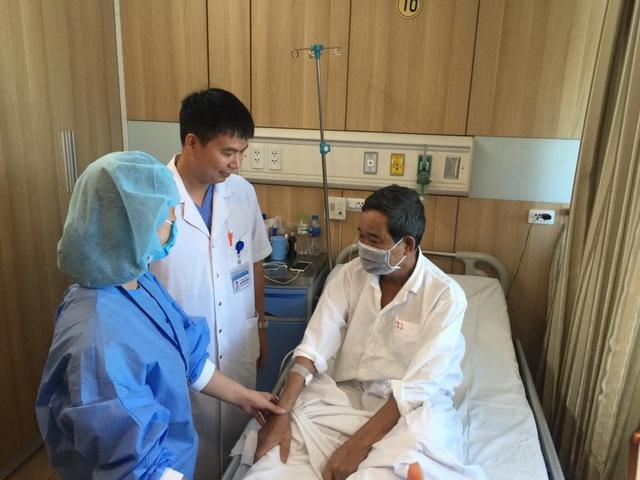 4 người chết não hiến tạng cứu 16 bệnh nhân nguy kịch - 1