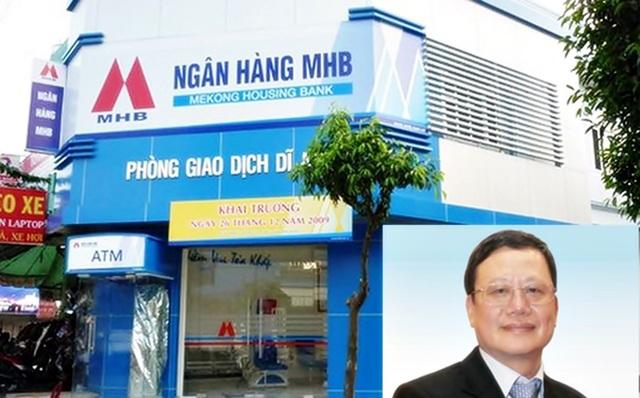 Chủ tịch HĐQT MHB bị cáo buộc gây thiệt hại hơn 450 tỉ đồng
