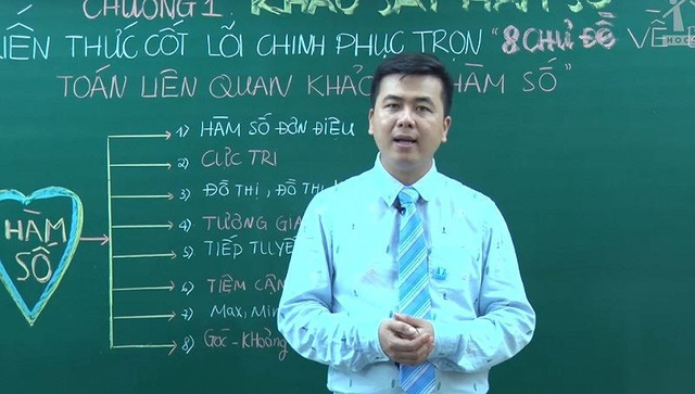 Tiến sĩ Lê Anh Tuấn cho rằng, phần nhận biết và thông hiểu thì nếu thí sinh cần thực sự cẩn thận và quan tâm đúng mức thì sẽ không gặp phải những sai sót đáng tiếc. (Ảnh nhân vật cung cấp)