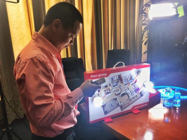 Điện Quang sắp giới thiệu công nghệ chiếu sáng thông minh nhờ hợp tác cùng FPT trong triển khai hệ thống IoT tại Việt Nam.