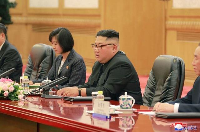 Đây là chuyến công du nước ngoài đầu tiên của ông Kim Jong-un sau thượng đỉnh Mỹ-Triều tại Singapore hôm 12/6.
