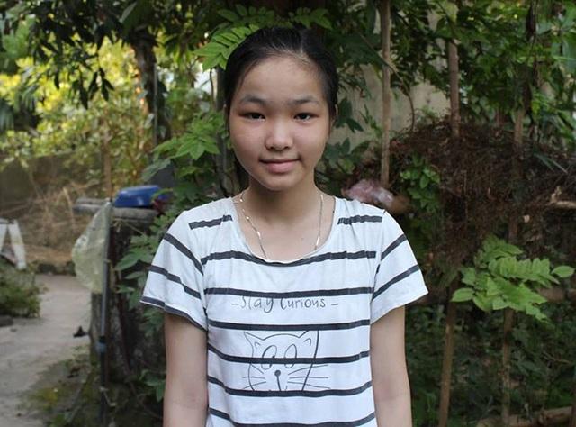 Cô học trò Phạm Đoàn Việt Hà