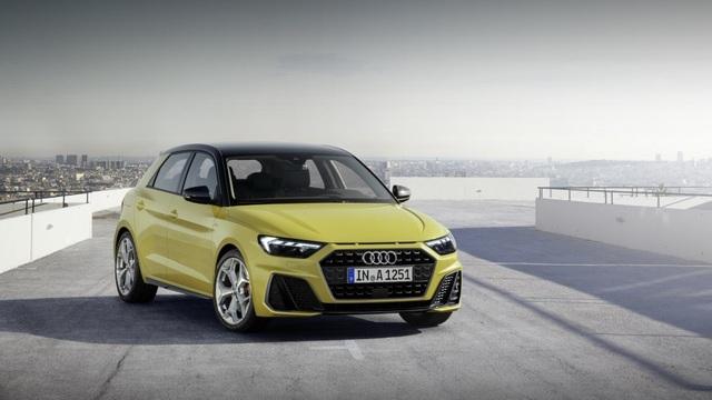 """Audi A1 Sportback - Tạm biệt hình ảnh """"bé tròn"""" - 11"""