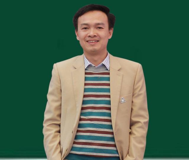 Giáo viên Trần Mạnh Tùng, Trường THPT Lương Thế Vinh.