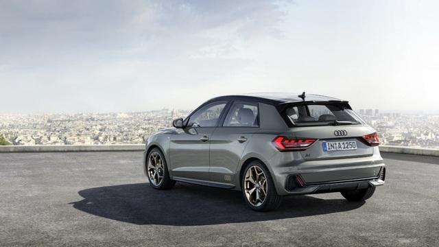 """Audi A1 Sportback - Tạm biệt hình ảnh """"bé tròn"""" - 3"""