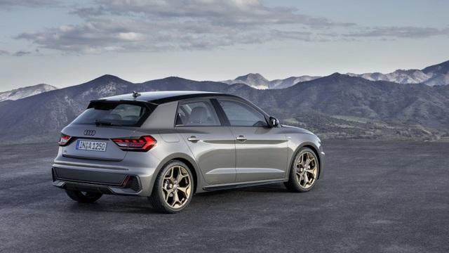 """Audi A1 Sportback - Tạm biệt hình ảnh """"bé tròn"""" - 6"""