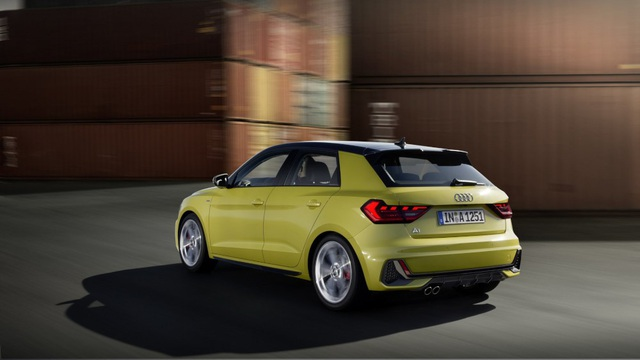 """Audi A1 Sportback - Tạm biệt hình ảnh """"bé tròn"""" - 14"""