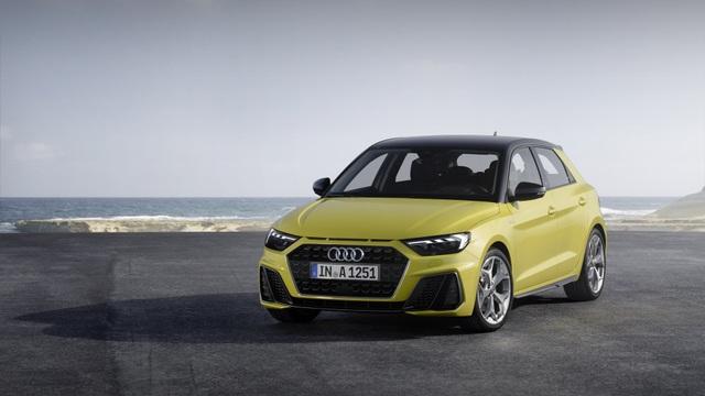 """Audi A1 Sportback - Tạm biệt hình ảnh """"bé tròn"""" - 1"""
