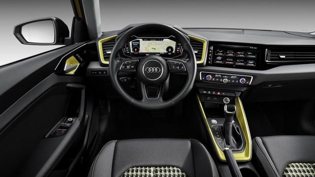 """Audi A1 Sportback - Tạm biệt hình ảnh """"bé tròn"""" - 12"""