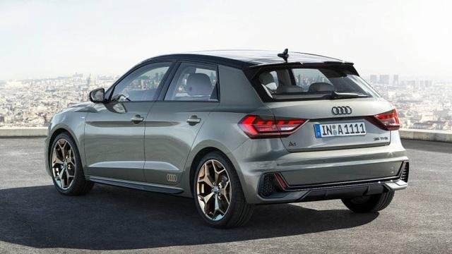 """Audi A1 Sportback - Tạm biệt hình ảnh """"bé tròn"""" - 9"""