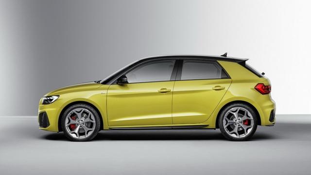 """Audi A1 Sportback - Tạm biệt hình ảnh """"bé tròn"""" - 13"""