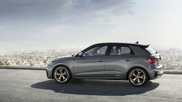 """Audi A1 Sportback - Tạm biệt hình ảnh """"bé tròn"""" - 8"""
