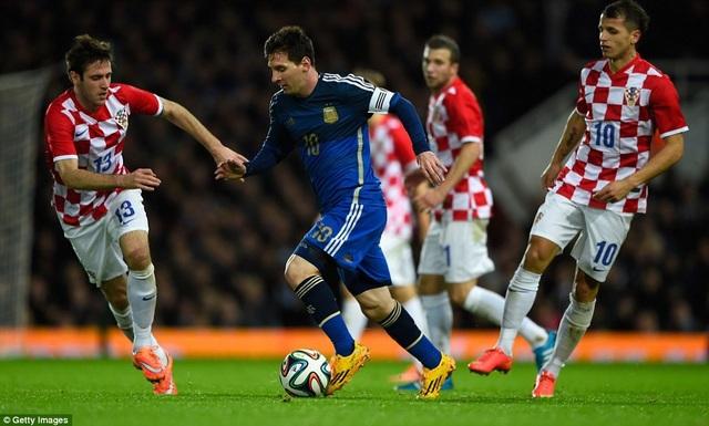 HLV Lê Thụy Hải vẫn đánh giá rất cao Messi