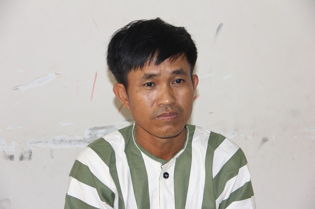 Nghi can Nguyễn Văn Tuân