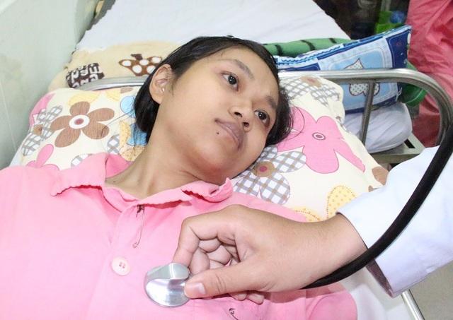 Phát bệnh tim trong thời kỳ mang thai, sinh mạng mẹ con chị Thanh Thảo suýt lâm nguy