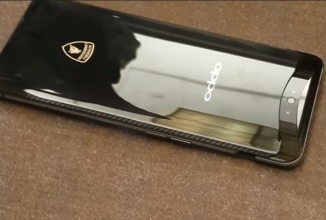 Oppo ra mắt điện thoại phiên bản Lamborghini giá gần gấp đôi iPhone X - 6