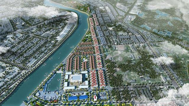 """KaLong Riverside City nức lòng giới đầu tư nhờ sở hữu vị trí """"nhất cận thị - nhị cận giang – tam cận lộ"""""""