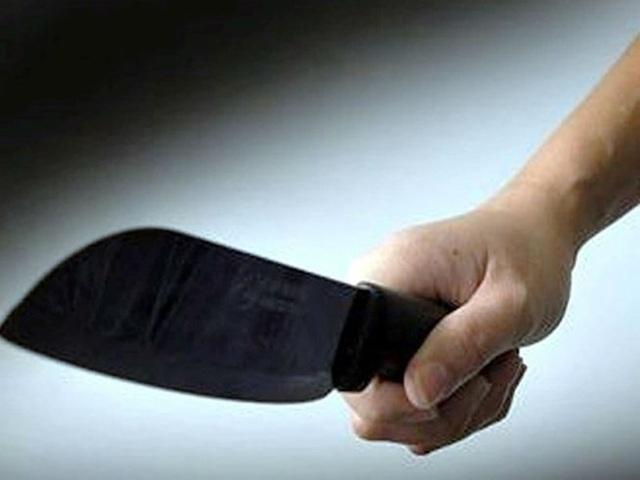 Sau khi chém vợ người chồng được phát hiện cắt tay tự tử (ảnh minh họa)