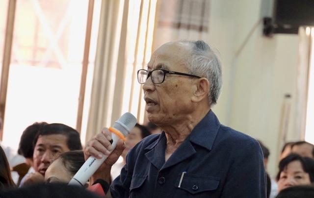Cử tri Đặng Vân băn khoăn việc luật chống tham nhũng bổ sung chưa được Quốc hội thông qua