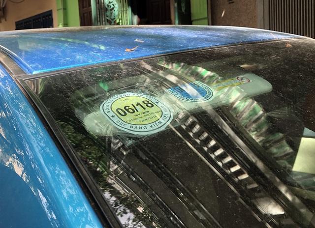 Không có quy định nào cho phép ôtô được chậm kiểm định 1 tuần như thông tin trên các diễn đàn lái xe.
