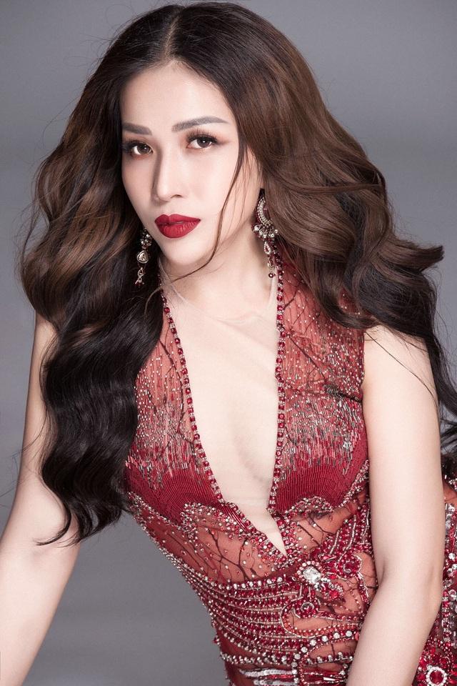 Khả Như là bạn gái cũ của nam diễn viên Khương Ngọc.