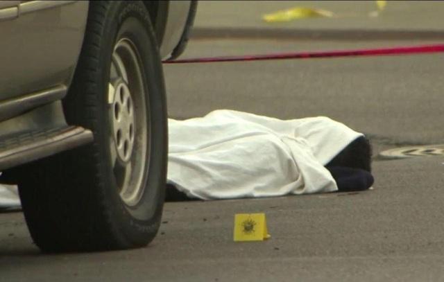 Các nhân chứng đã nhìn thấy nạn nhân di chuyển và yêu cầu đội ngũ nhân viên y tế hỗ trợ