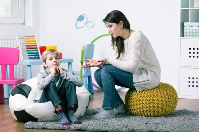 Giúp con học cách quản lý cơn giận là điều mà cha mẹ hay bỏ sót.