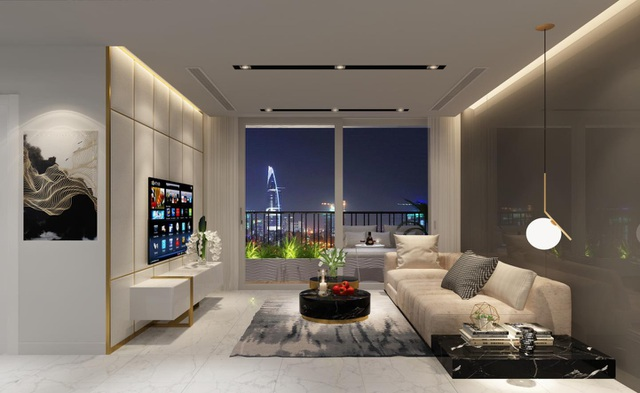 Hơn 1.400 căn hộ cao cấp Charmington Iris chính thức giới thiệu ra thị trường - 1