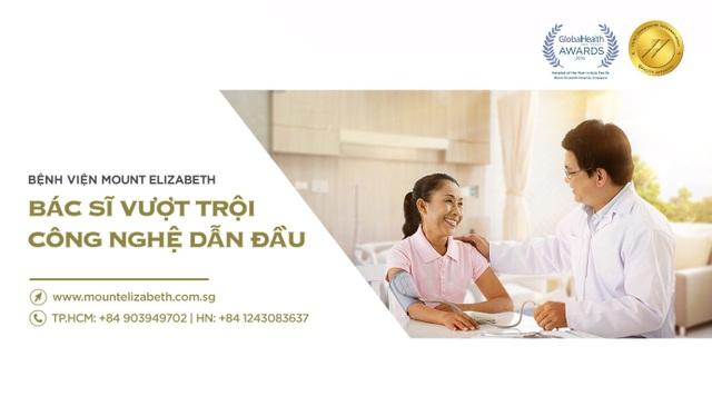 Dịch vụ khám chữa bệnh 5 sao ở Singapore - 1
