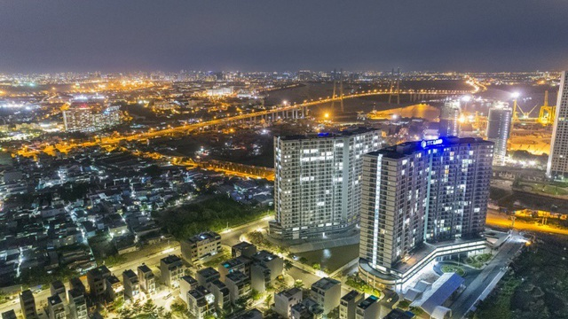 Jamona Apartment được bàn giao từ đầu năm 2018