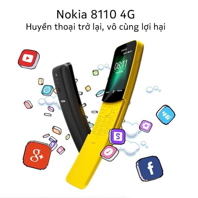 """Sự """"lợi hại"""" của Nokia 8110 khi trở thành chiếc điện thoại thứ 2 trong túi bạn - 4"""