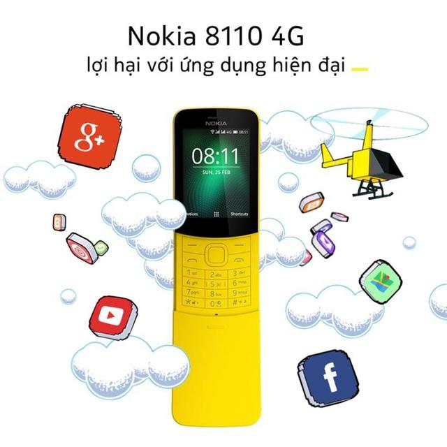 """Sự """"lợi hại"""" của Nokia 8110 khi trở thành chiếc điện thoại thứ 2 trong túi bạn - 5"""