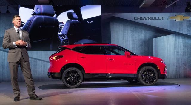 Chevrolet Blazer 2019 - Thêm lửa cho phân khúc SUV 5 chỗ - 6