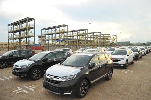 GM, Honda đang chuẩn bị trả xe trong tháng 7 tới theo các hợp đồng đã kí trước đó với khách hàng.