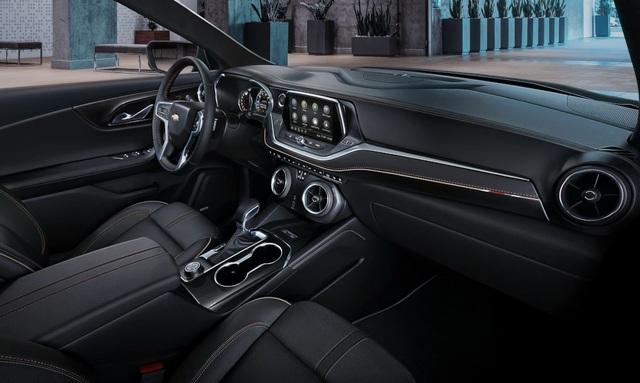 Chevrolet Blazer 2019 - Thêm lửa cho phân khúc SUV 5 chỗ - 10