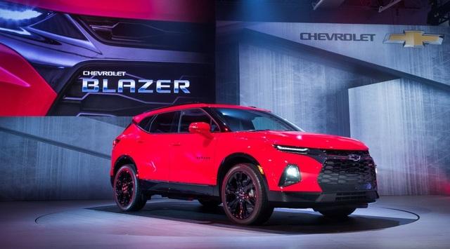 Chevrolet Blazer 2019 - Thêm lửa cho phân khúc SUV 5 chỗ - 5