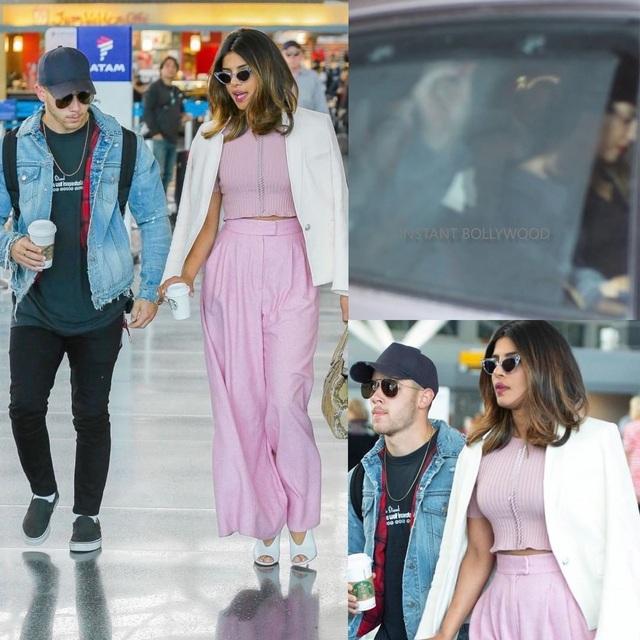Ngwời đẹp Ấn Độ Priyanka Chopra là mẫu phụ nữ mà Nick Jonas rất yêu thích, chín chắn, điềm tĩnh và từng trải.
