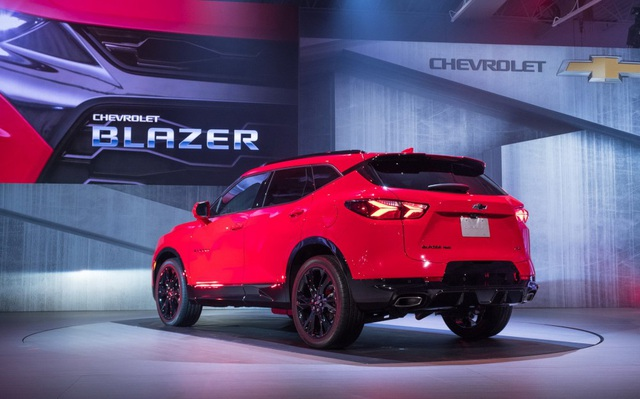 Chevrolet Blazer 2019 - Thêm lửa cho phân khúc SUV 5 chỗ - 9