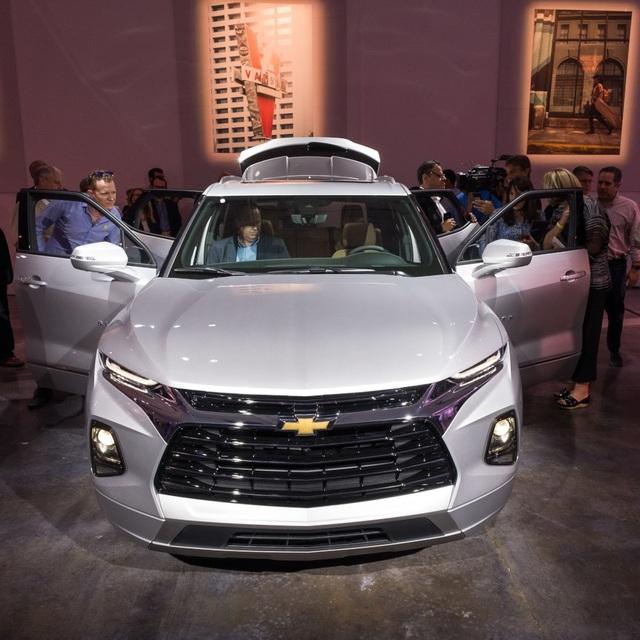 Chevrolet Blazer 2019 - Thêm lửa cho phân khúc SUV 5 chỗ - 12
