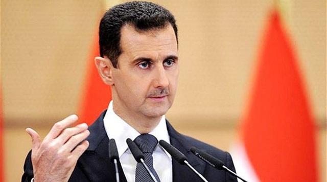 Tổng thống Bashar al-Assad (Ảnh: AFP)
