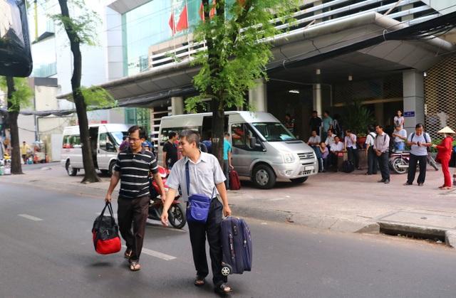 Đoàn công tác trường ĐH Mở TPHCM sẽ phục vụ coi thi tại tỉnh Bình Thuận