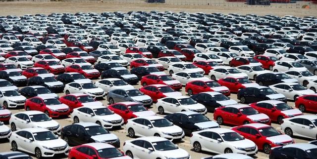 Hải quan TPHCM thất thu hàng ngàn tỷ đồng vì lượng ô tô nhập khẩu giảm mạnh