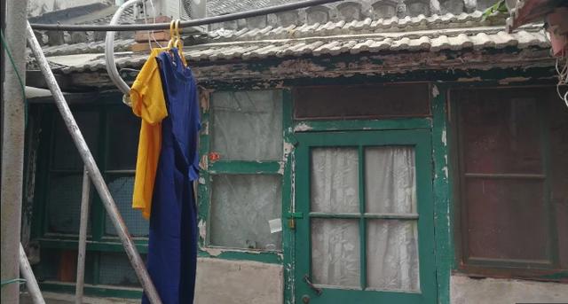Căn nhà đổ nát rộng 6,7 m2 vừa được bán với giá gần 9 tỷ đồng. (Nguồn: Yangpeng Zheng)