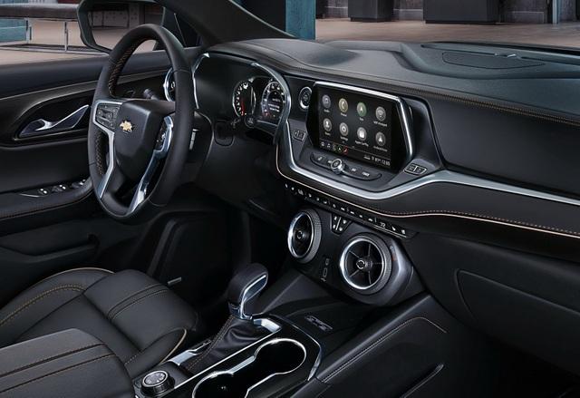 Chevrolet Blazer 2019 - Thêm lửa cho phân khúc SUV 5 chỗ - 4