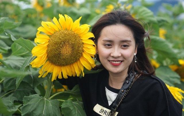 Giới trẻ đổ về Sa Pa chụp ảnh hoa hướng dương - 7